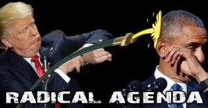Radical Agenda EP245 - Golden Farewell Showers