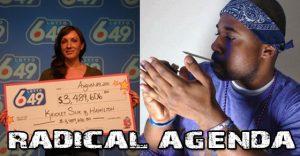 Radical Agenda EP269 - Kricket Slik & Darrell Young