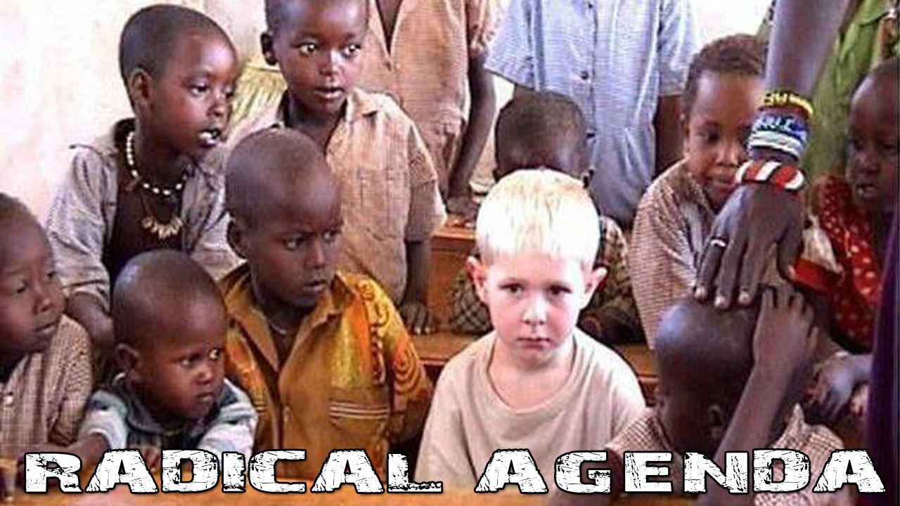 Radical Agenda S03E040 - Fewer Whites