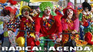 Radical Agenda S03E055 - Clown World