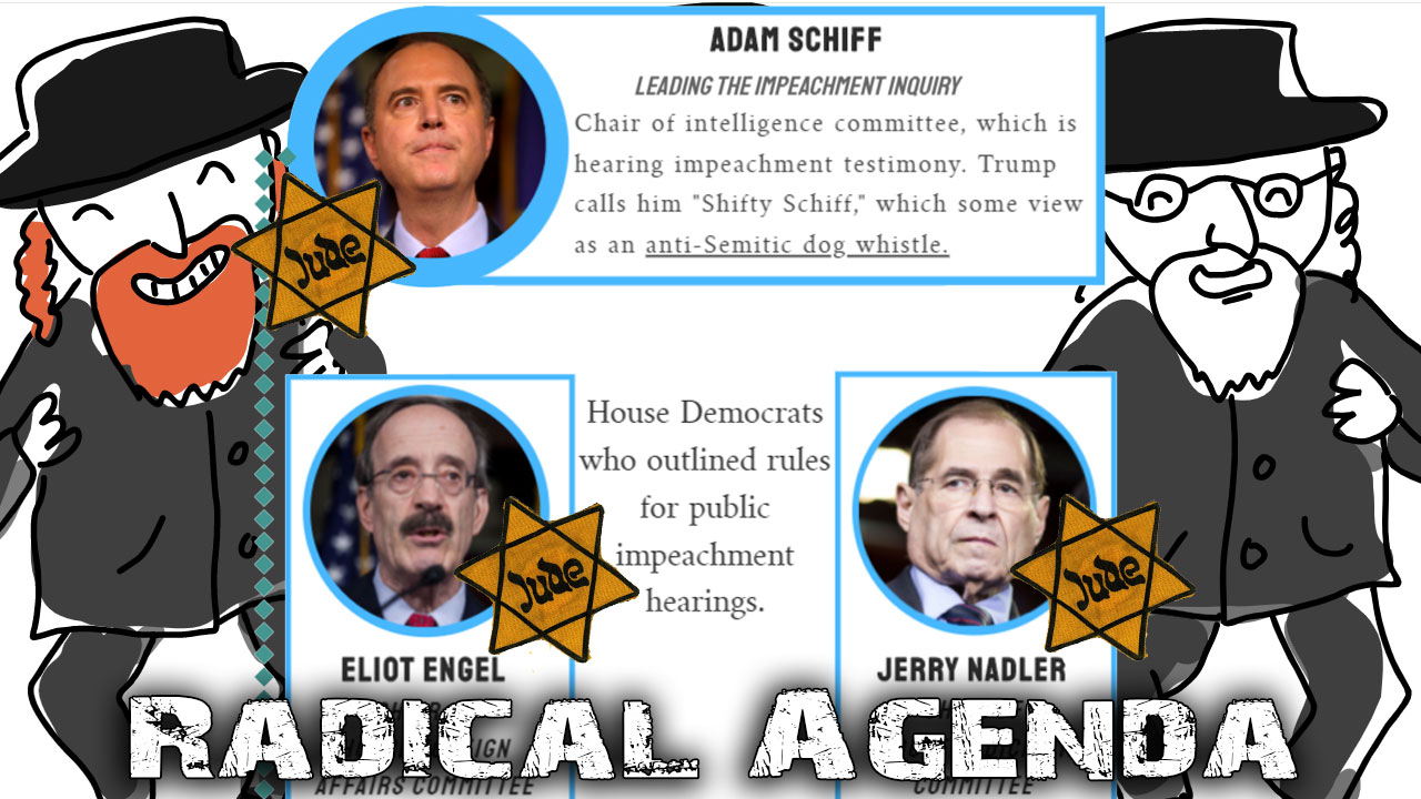 Radical Agenda S05E083 – Impeachment Cohencidences